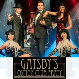 gatsby cotton club party band